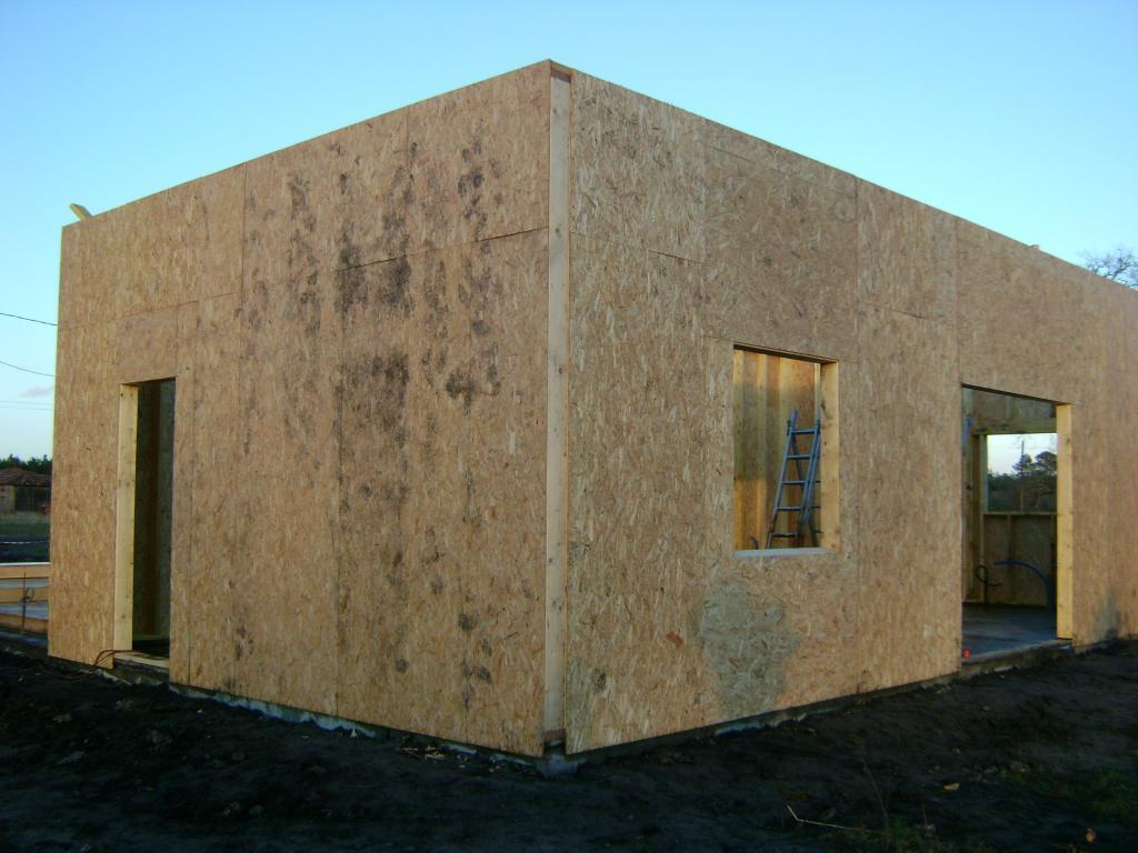 Assemblage Ossature Bois - Maison Bois 70m2 Maison Bois En Kit Pomorie Tage Avec Terrasse Environ 120m2 La Imaginer La