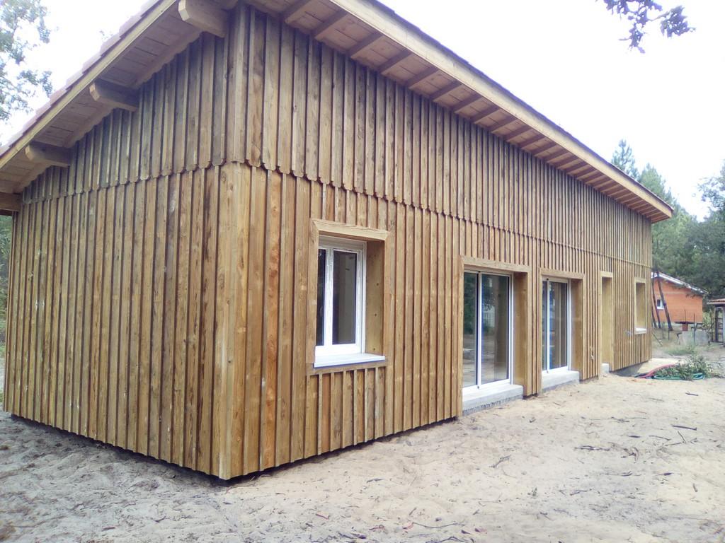 Constructeur Maison Bois Dans Les Landes u2013 Maison Moderne # Constructeur Maison Bois Landes