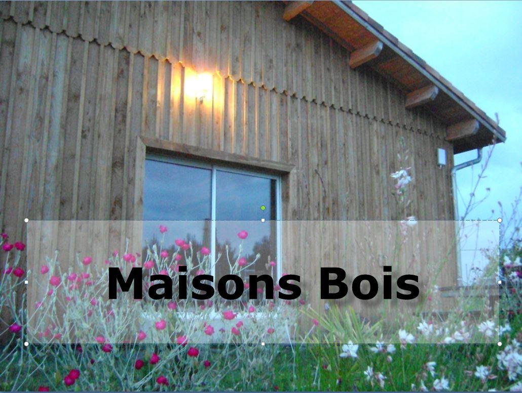 Constructeur Maison Bois Landes u2013 Maison Moderne # Constructeur Maison Bois Landes