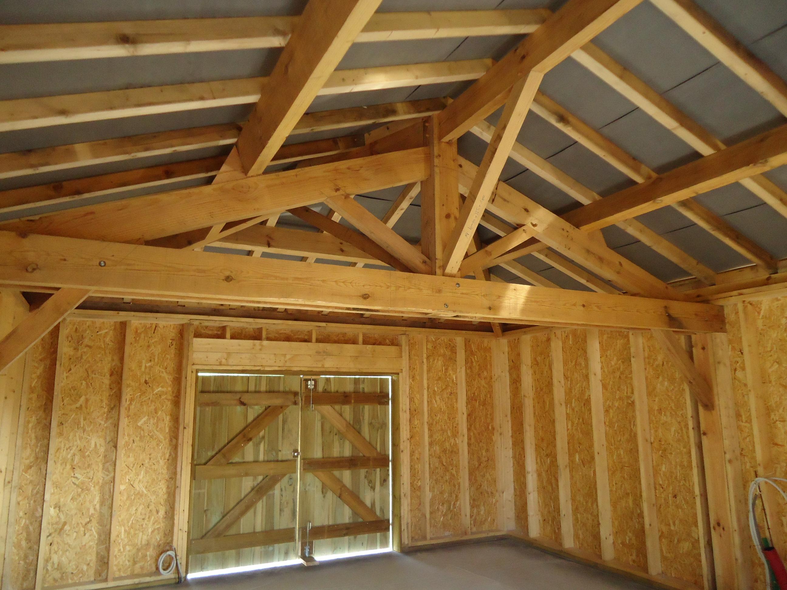 Deck 40 grange en bois landes 40 construction grange en bois landes 40 gironde 33 arcachon for Construction en bois var