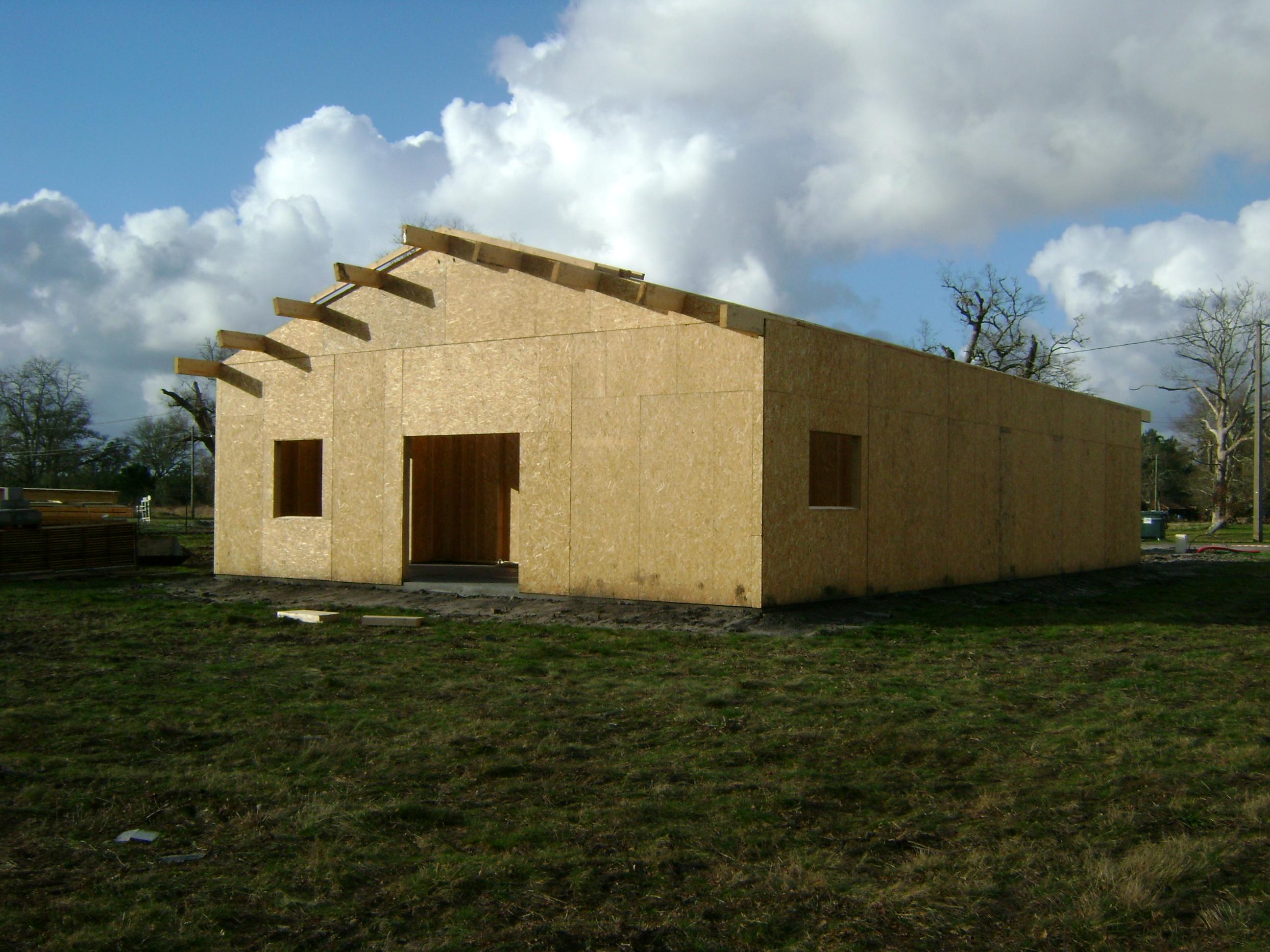 DECK 40 Maison ossature bois Landes, Constructeur maison bois Landes, Mimizan, Pontenx les  # Constructeur Maison Bois Landes
