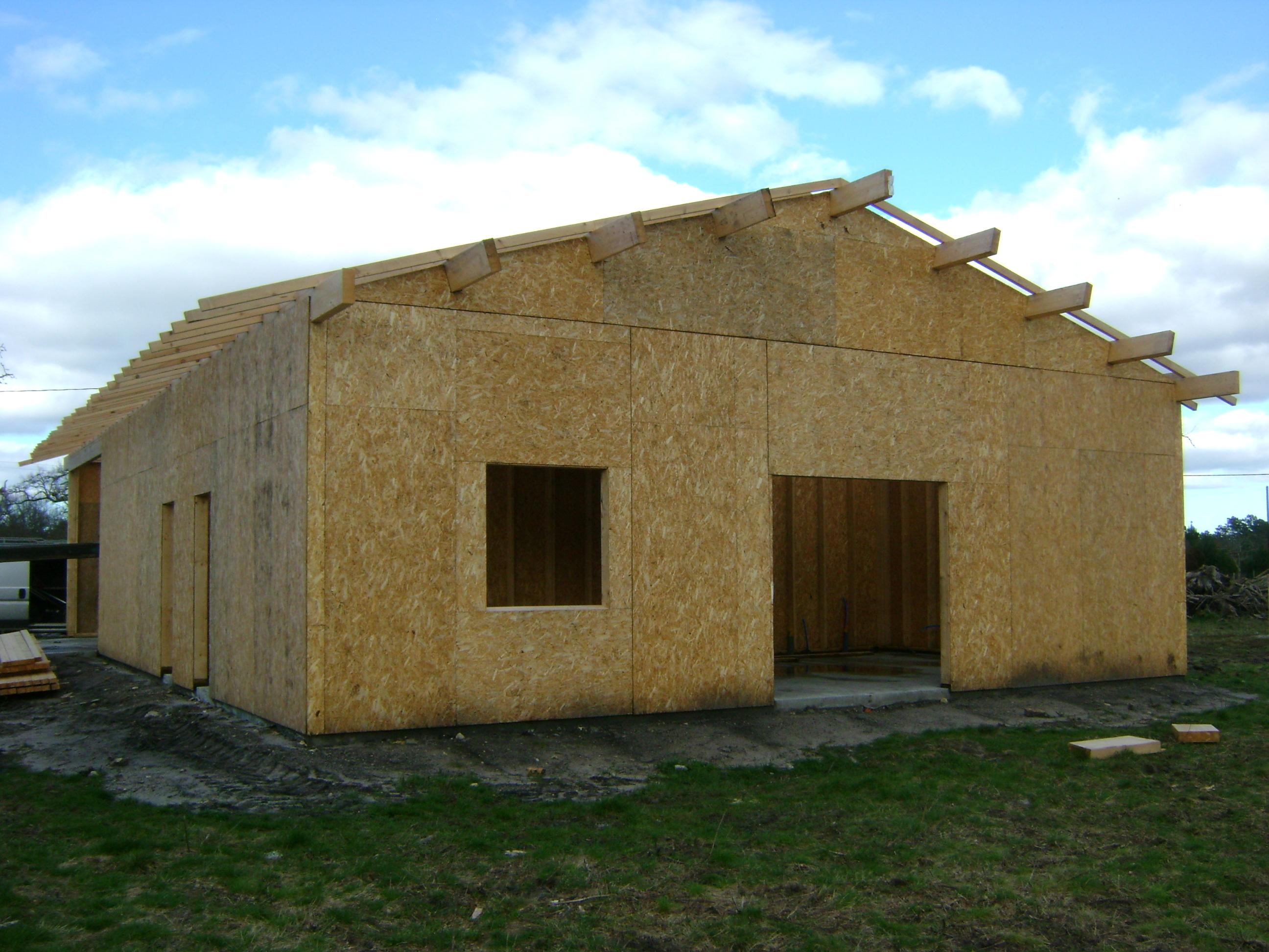 maison ossature bois aquitaine 28 images maison ossature bois gironde, maison 224 poteaux  # Construction Bois Gironde