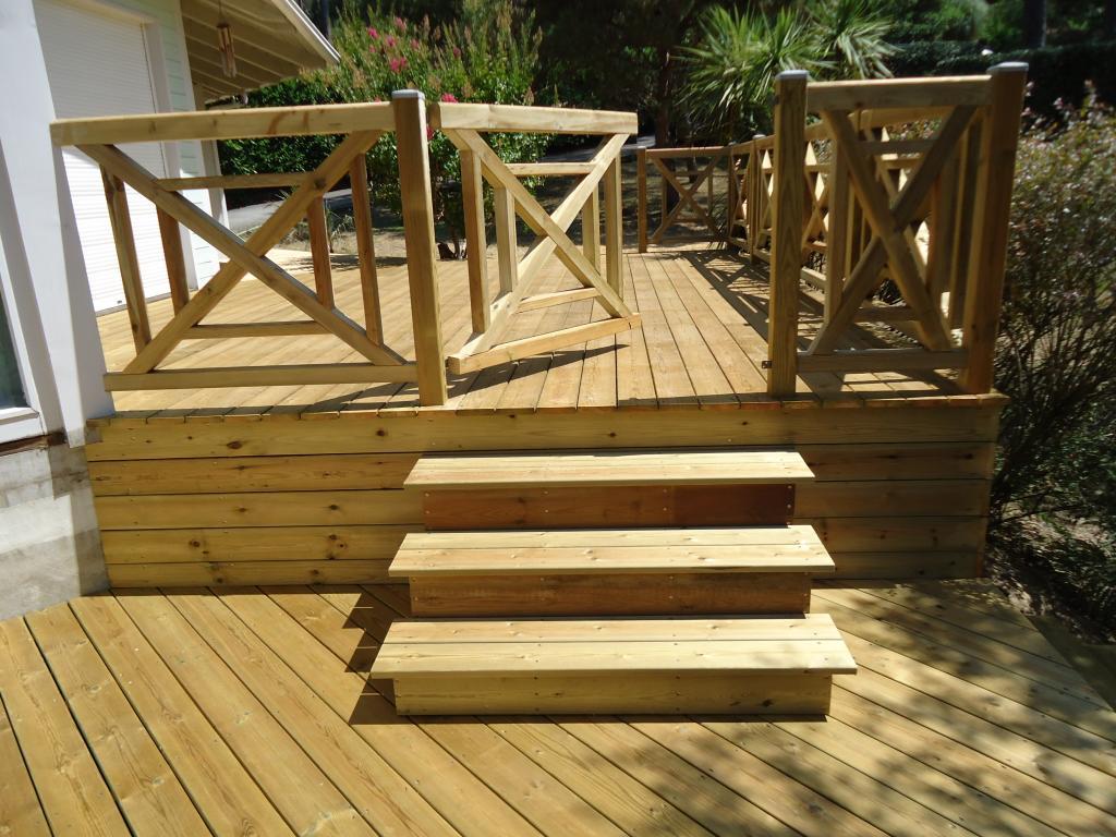 Terrasse Fermée En Bois terrasse bois fermee